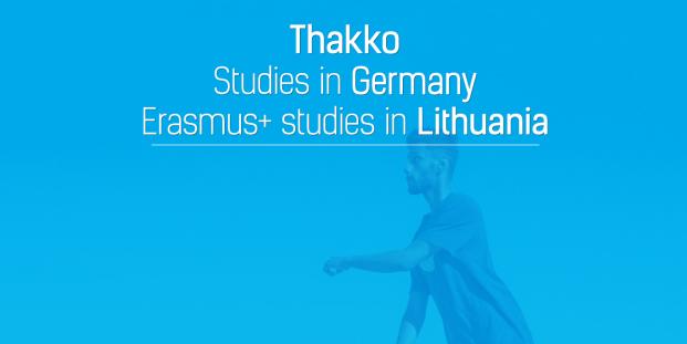 Erasmus in Lithuania